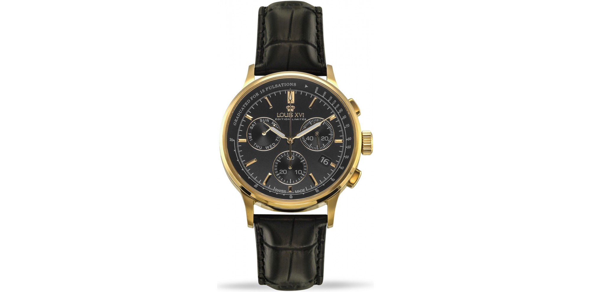 Monseigneur l'or noir Swiss Made