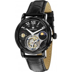 TOURBILLON LADY DE WINTER le noir saphir