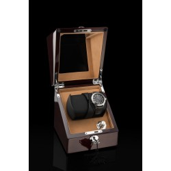 Watch winder for 2 watches