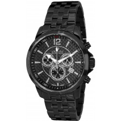 ATHOS l'acier l'or noir carbone Swiss Made